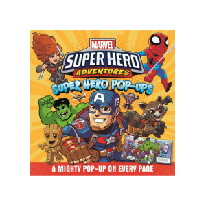 Marvel Super Hero Adventures: Super Hero Pop-Ups