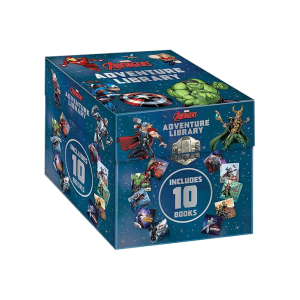 Marvel Avengers: Adventure Library (Storytime Library Marvel)