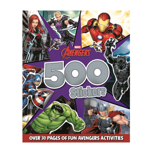 Marvel Avengers: 500 Stickers