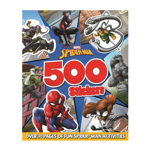 Marvel Spider-Man: 500 Stickers
