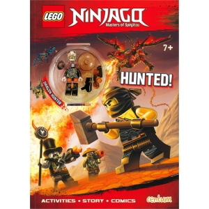 Lego Ninjago - Mini Figure Activity Book