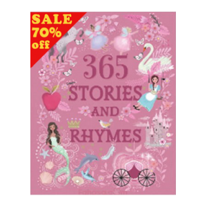 365 GIRLS STORIES AND RHYMES