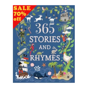 365 BOYS STORIES AND RHYMES