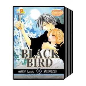 PACK SET! BLACK BIRD (1-18 จบ)